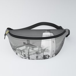 Sandy Hook Lighthouse Fanny Pack