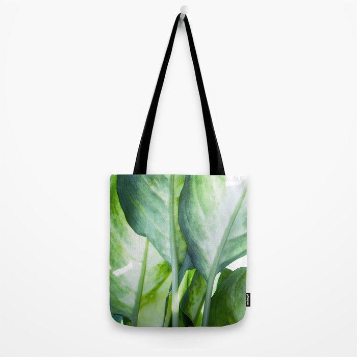 tropic abstract Tote Bag