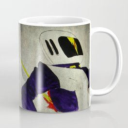 Space Man - Death of an Astronaut  Coffee Mug