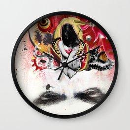 MINGA x Sleepless is the Watchful Eye Wall Clock