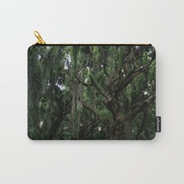 Hawaiian Forest Carry-All Pouch