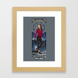 Art Nouveau - Jemma Simmons Framed Art Print