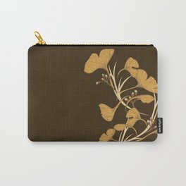 Gingko, Golden Life Carry-All Pouch