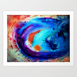 Eclipse No.4 Art Print