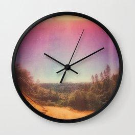 Life Waits for Noone Wall Clock