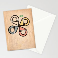 Wings of Equality Stationery Cards