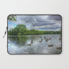 The Lake Laptop Sleeve
