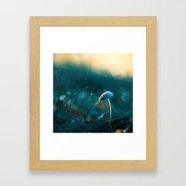 In the Dusk of Dawn Framed Art Print