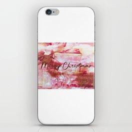Merry Christmas 3 iPhone Skin