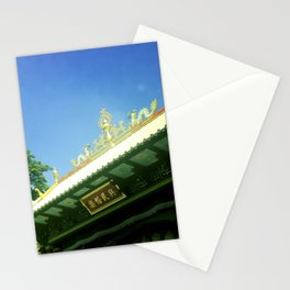 The Pantomime Theatre Stationery Cards