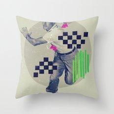 LXVI Throw Pillow