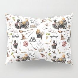 HP Pattern Pillow Sham