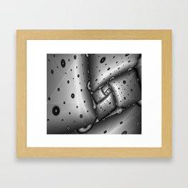 Pillows Framed Art Print