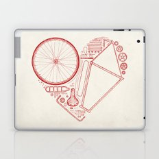 Love Bike Laptop & iPad Skin