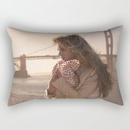 Leading Lady Rectangular Pillow