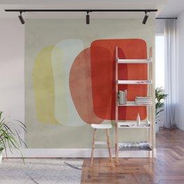 shapes modern abstract Wall Mural