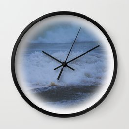 Dream Waves Wall Clock