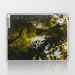 Over the River & Through the Trees Laptop & iPad Skin