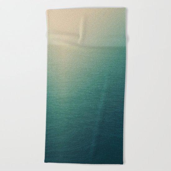 VIVID II Beach Towel