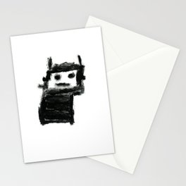 Jack's Monster Stationery Cards