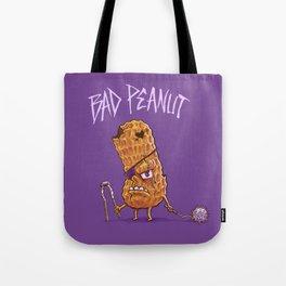 Bad Peanut Tote Bag