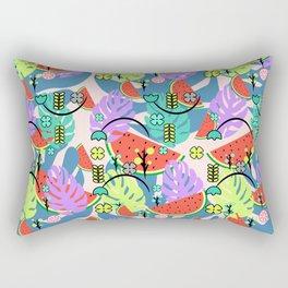 Fresh summer Rectangular Pillow