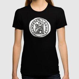 Coin Moneda Denario Denarius T-shirt