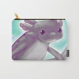 Love a Lotl Like an Axolotl Carry-All Pouch