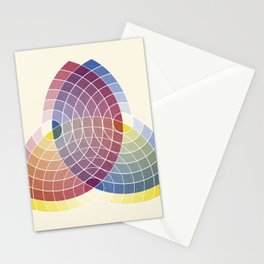 Charles Lacouture's Trilobe synoptique re-make 1890 Stationery Cards