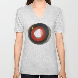 Abstract X1 Unisex V-Neck