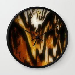 Tiger In Your Tank Or On Your New Iphone Case Or New Bag-lol Wall Clock