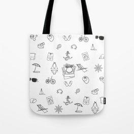 066 Travel Tote Bag