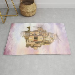 The Impossible House Rug