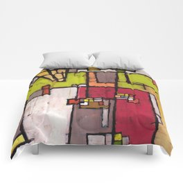 Noisy Neighborhood Comforters