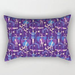 magic show Rectangular Pillow