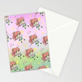 Sailor Jupiter Pattern Stationery Cards