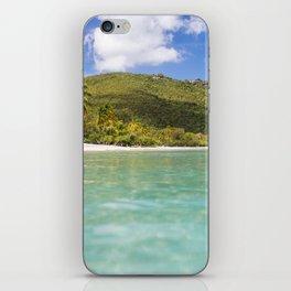Magens Bay iPhone Skin
