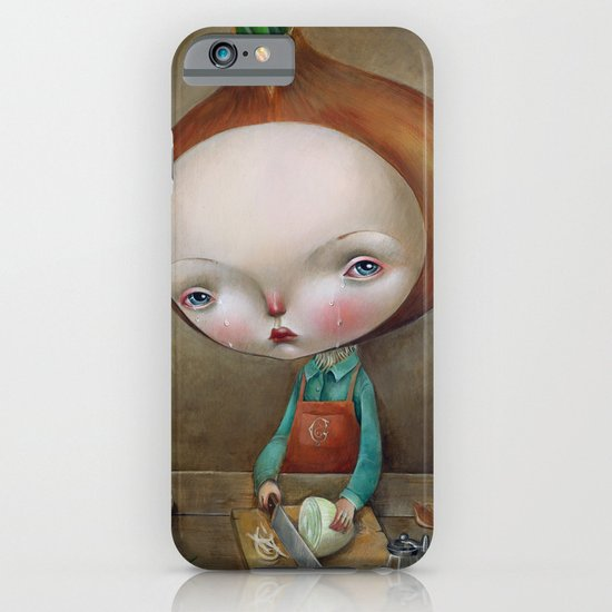 Cippolino iPhone & iPod Case