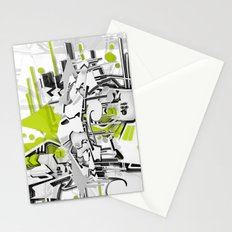 3D GRAFFITI - SWEED Stationery Cards