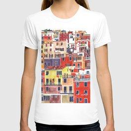 Cinque Terre vol 3 T-shirt