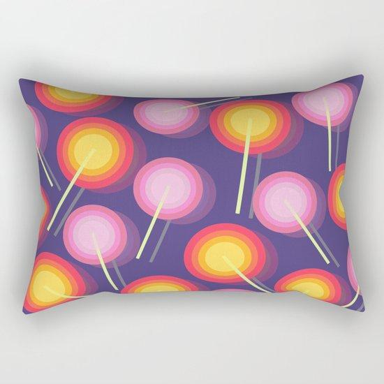 Lollipops Rectangular Pillow