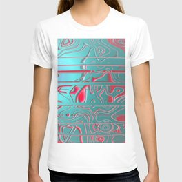 Etched T-shirt