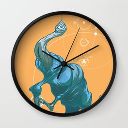 We are such stuff as dreams are made on.../1 Wall Clock