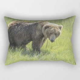 Don't Mess with Mama Bear Rectangular Pillow