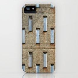 Balfron Tower iPhone Case
