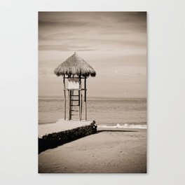Two If By Sea Canvas Print