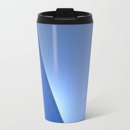 Metal Water Drop Metal Travel Mug