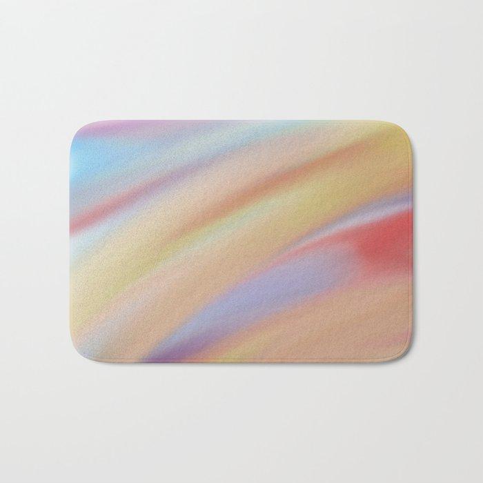 Watercolorful Flow Bath Mat