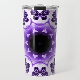 All things with wings (purple) Travel Mug