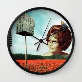 In Harmony Wall Clock